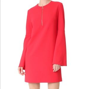 Tibi red dress